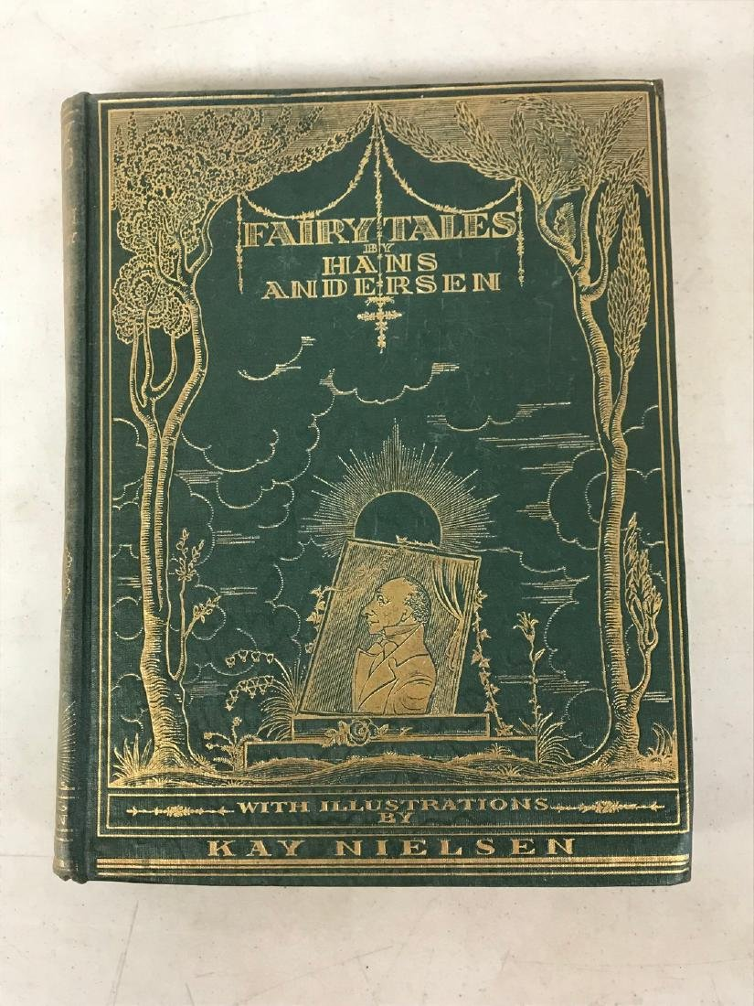 FAIRY TALES BY HANS ANDERSEN, ILLUSTRATED BY KAY