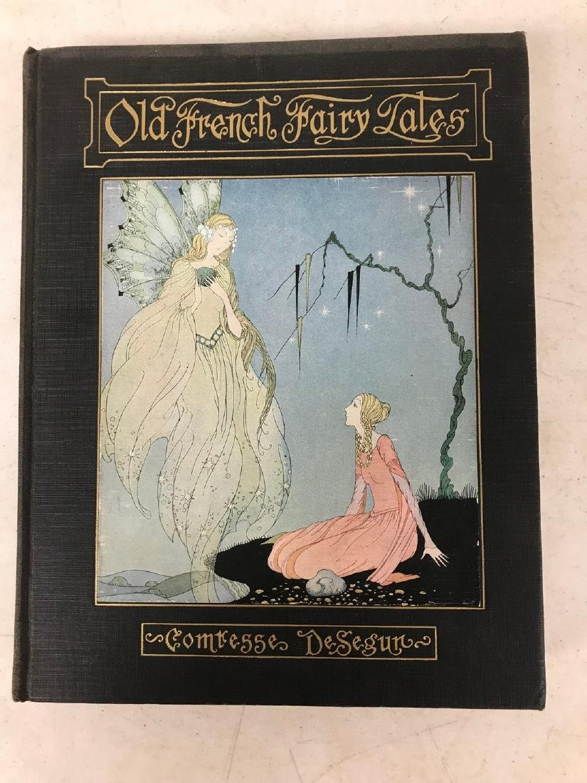 OLD FRENCH FAIRY TALES BY COMTESSE DE SEGUR, 1920, THE