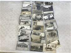 APPROX 100 RPPC'S INCLUDING SCHOOLS, BUILDINGS, BOATS,