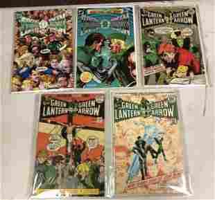 NEAL ADAMS GREEN LANTERN/GREEN ARROW HEROIN ISSUES