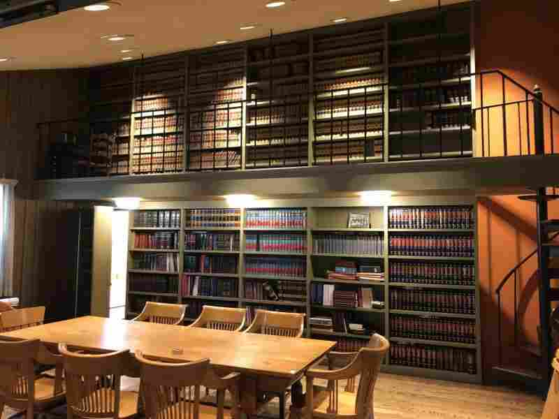 HUGE COLLECTION OF LAW LIBRARY BOOKS FROM PROMINENT