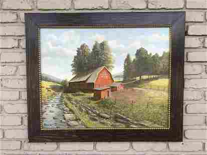 G. ZUHLKE O/B OF WIND SWEPT FARMS, IN GREENE COUNTY,