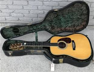 MARTIN D 41 SPECIAL ACOUSTIC GUITAR, WITH HARD MARTIN