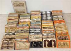 582 AMERICAN STEREOVIEWS: FROM THE COLLECTION OF HARVEY