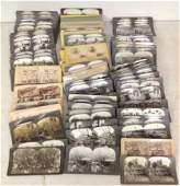 162 FOREIGN STEREOVIEWS: 30 JAPAN, 16 INDIA, 13 CHINA,