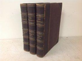 3 Vols-our Living World By Joseph B Holder, M.d., 1885;