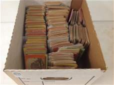 LOT OF 551 NEW YORK CITY FLAT MOUNT STEREOVIEWS, ALL