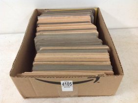 Lot Of 162 Stereoviews Of Military And Ships, All Real