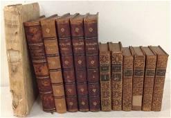 LOT OF EARLY BOOKS-LA DIVINA COMMEDIA DI DANTE