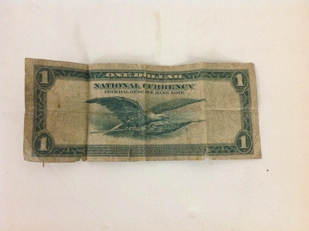 FEDERAL RESERVE BANK OF NEW YORK ONE DOLLAR FEDERAL - 2