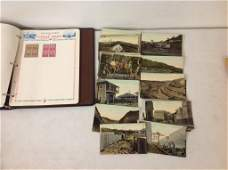 LOT OF 46 PANAMA CANAL POSTCARDS PLUS CANAL ZONE