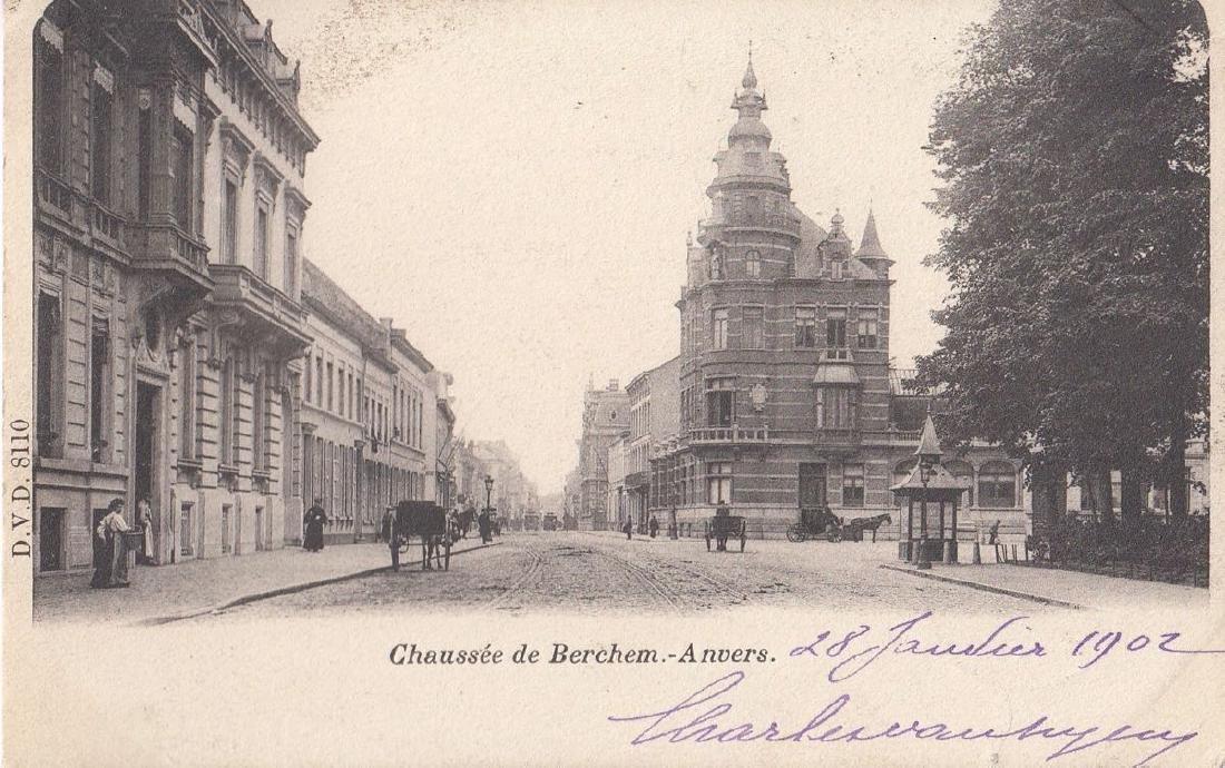 ANVERS et ses environs. 70 cartes postales de châteaux