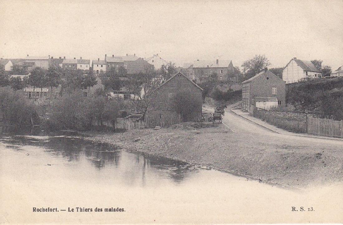 ARDENNE & Province de Liège. Namur, Couvin, Rochefort,