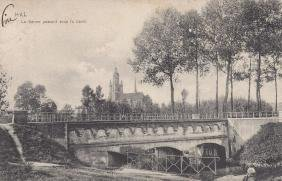 BRUXELLES & Flandre. Environ 210 cartes postales,
