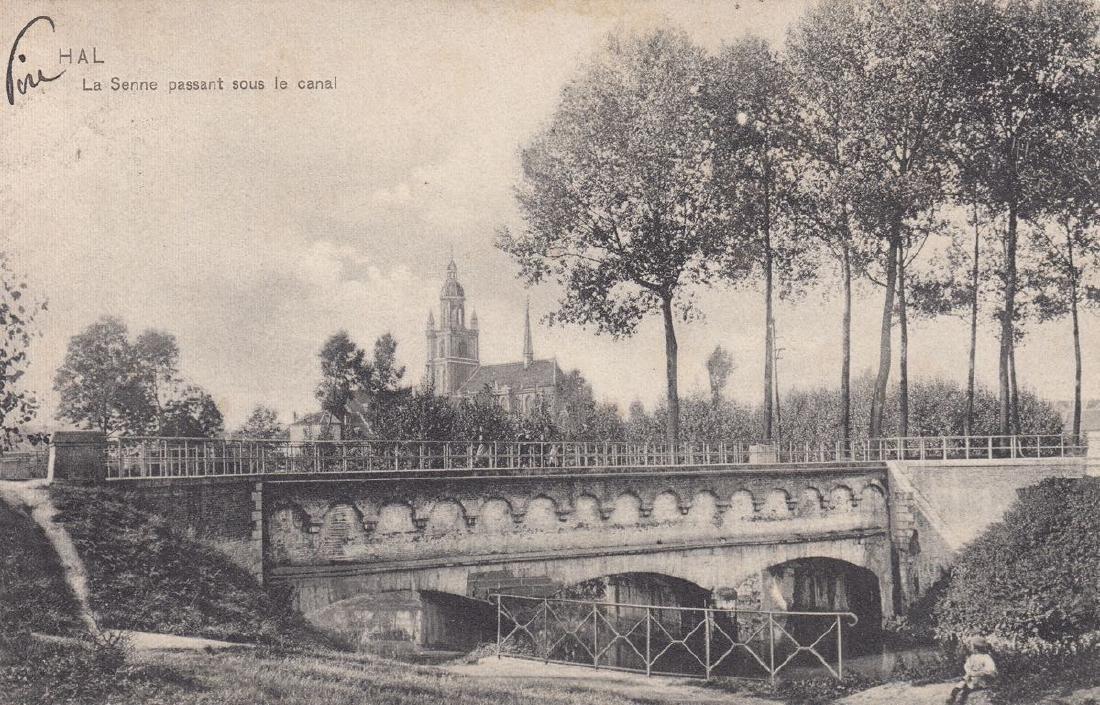 BRUXELLES & Flandre. Environ 210 cartes postales, époqu