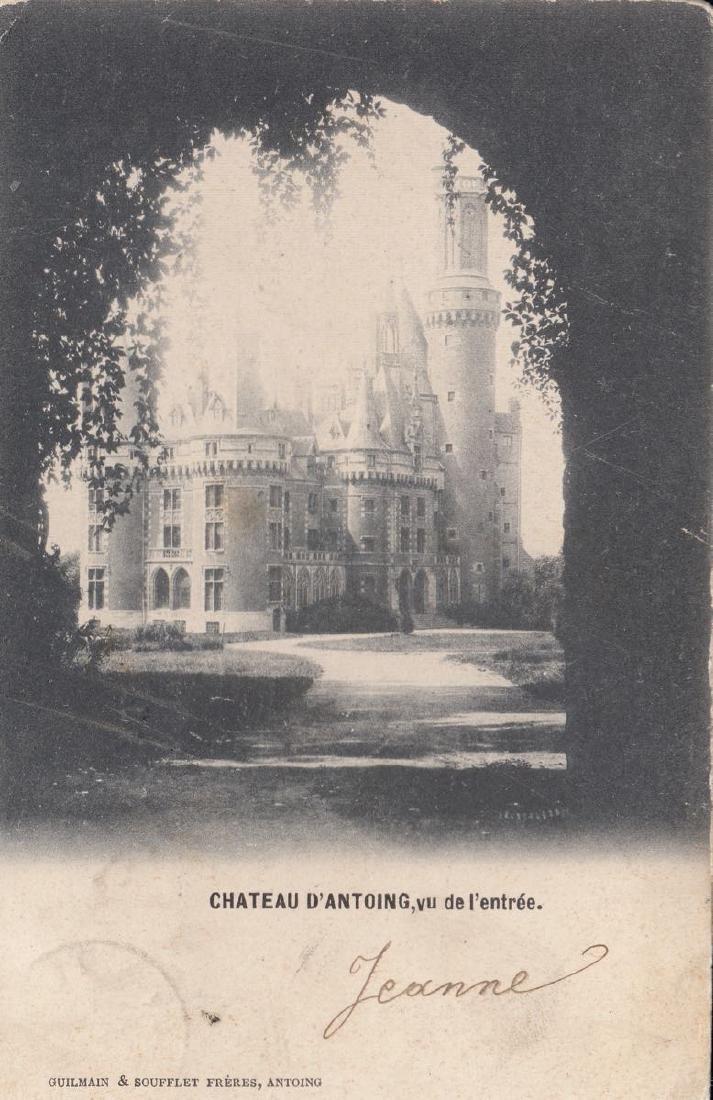 HAINAUT & Province de Liège. Environ 225 cartes postale