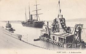 ÉGYPTE. Environ 95 cartes postales.