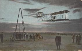 AVIATION & aviateurs. Ensemble 80 cartes postales.