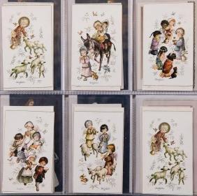 IMAGES PIEUSES : communions, saintes et saints... Envir