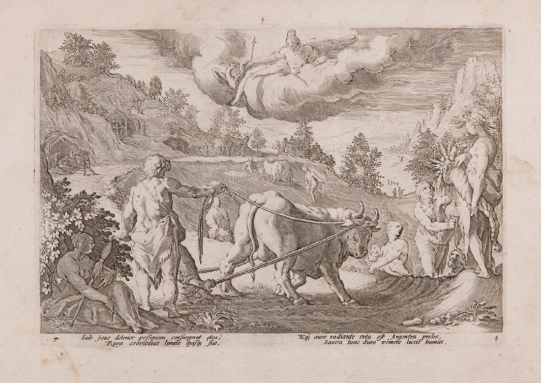 D'après Hendrik GOLTZIUS (Mühlbracht, 1558 - Haarlem, 1