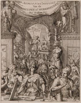 Romeyn de HOOGHE (Amsterdam, 1645 - Haarlem, 1708) - 36
