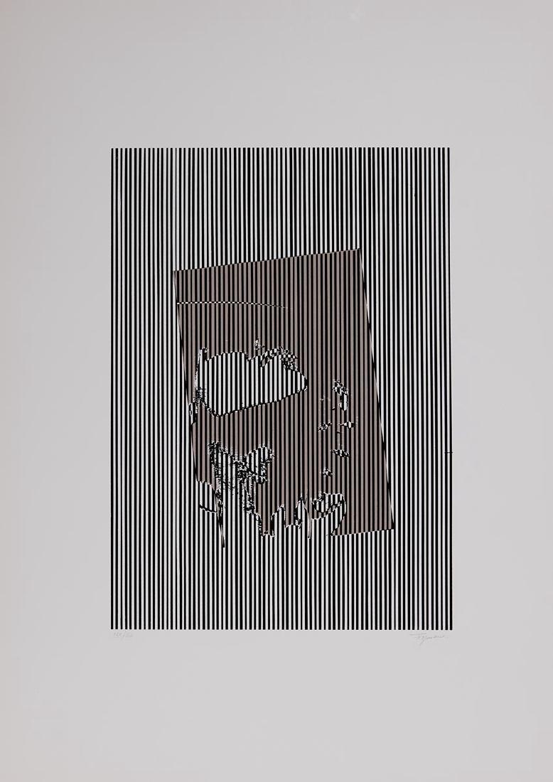 Pal HORVATH - [Composition géométrique]. - 10