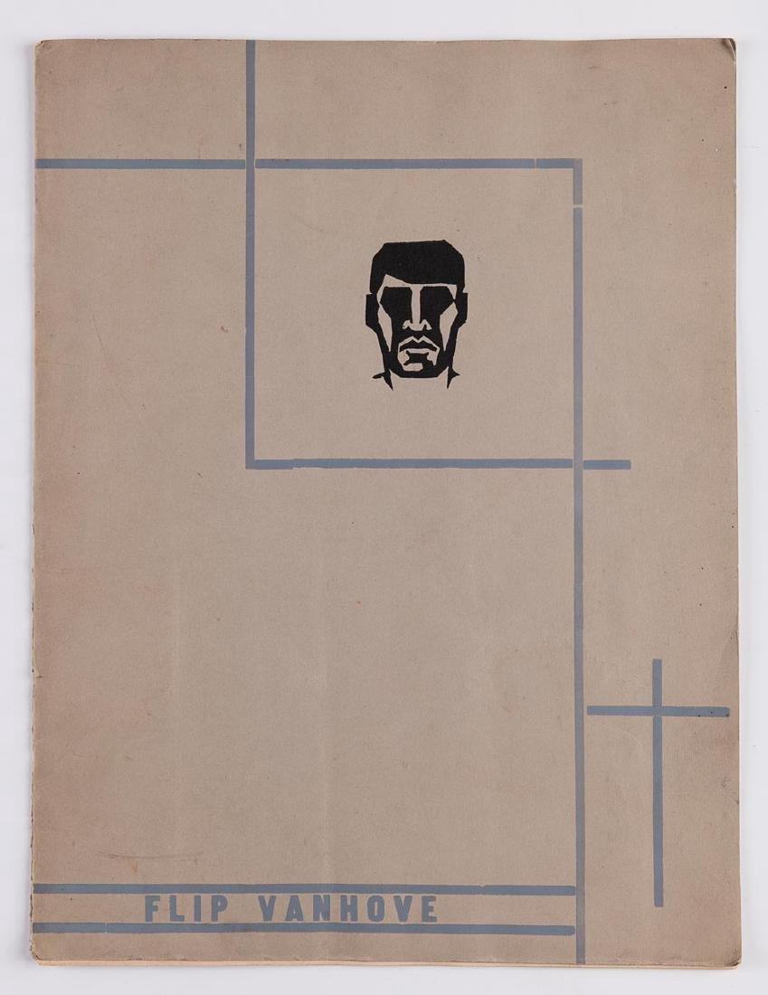 Flip VANHOVE (Louvain, 1897-1970) - Faits-divers.