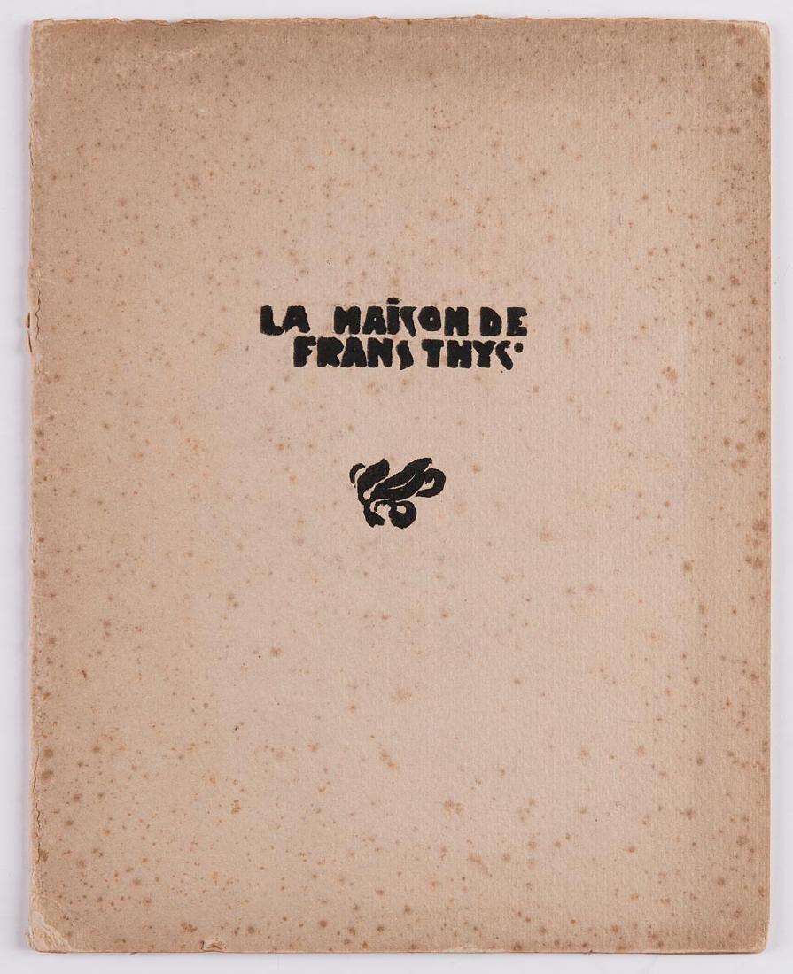 Flip VANHOVE (Louvain, 1897-1970) - Faits-divers. - 3