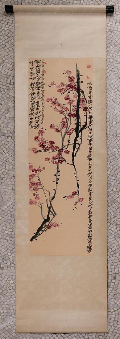 [CHINE] After QI BAISHI - Fleurs.