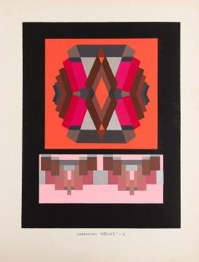 BENEDICTUS - Relais 1930. Quinze planches donnant quara