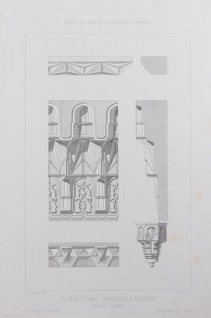 Léon PARVILLÉE - Architecture et décoration turques au