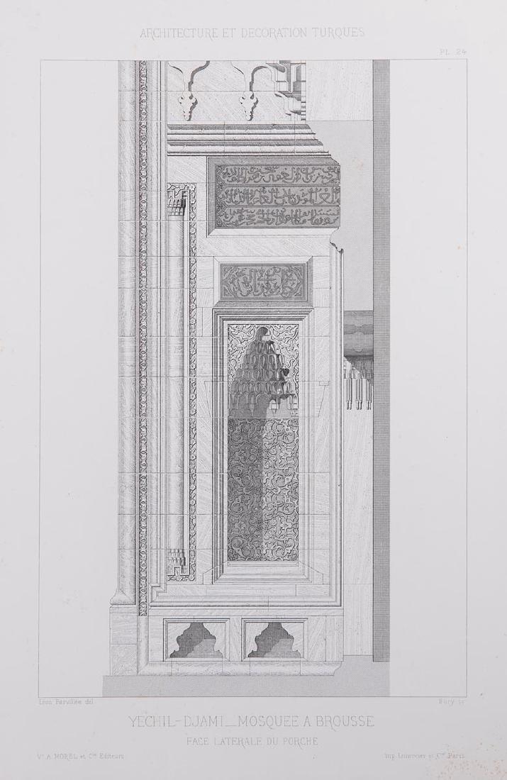 Léon PARVILLÉE - Architecture et décoration turques au - 2