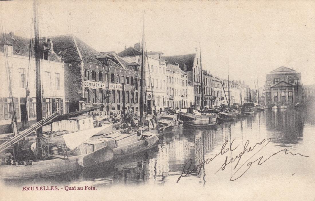 BRUXELLES. Exposition de 1910 et diverses cartes de Bru