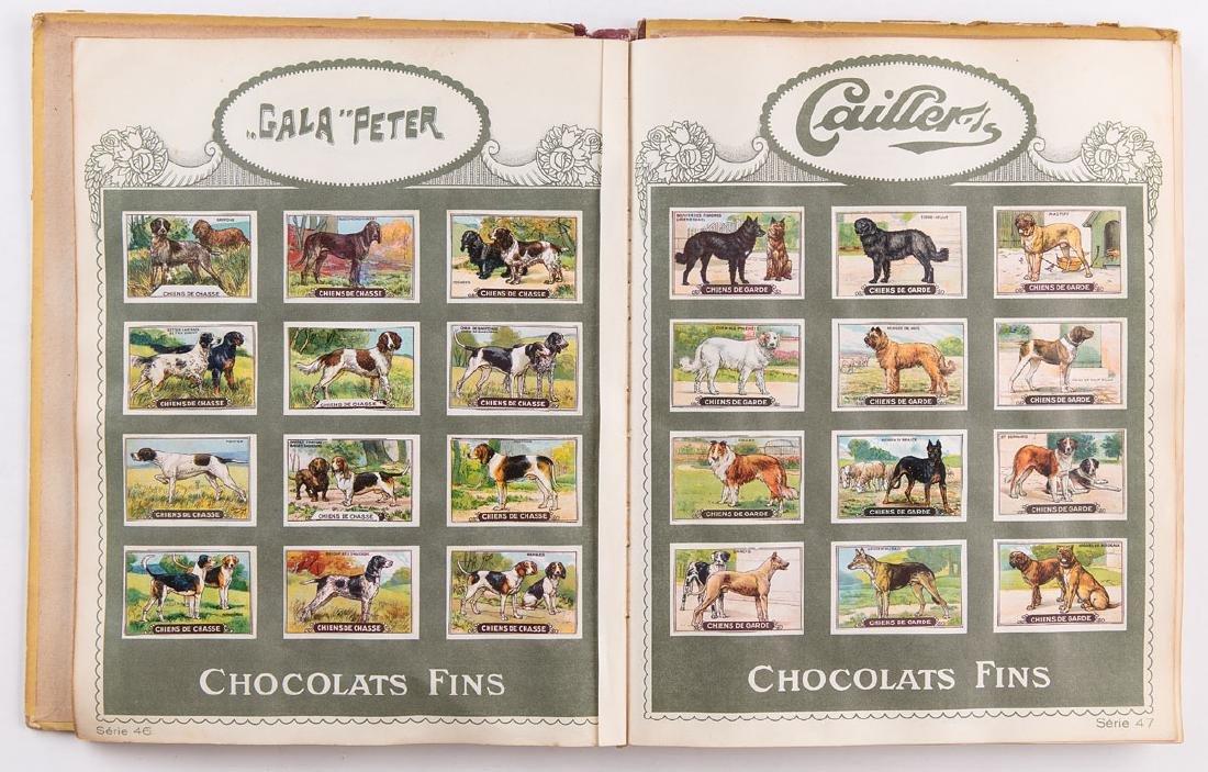 [CHROMOS] ALBUMS TIMBRES. Chocolats Nestlé - ëGala»