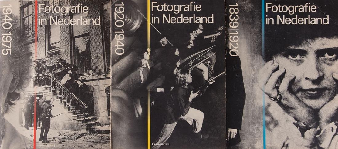 FOTOGRAFIE IN NEDERLAND. 1839 [- 1975].