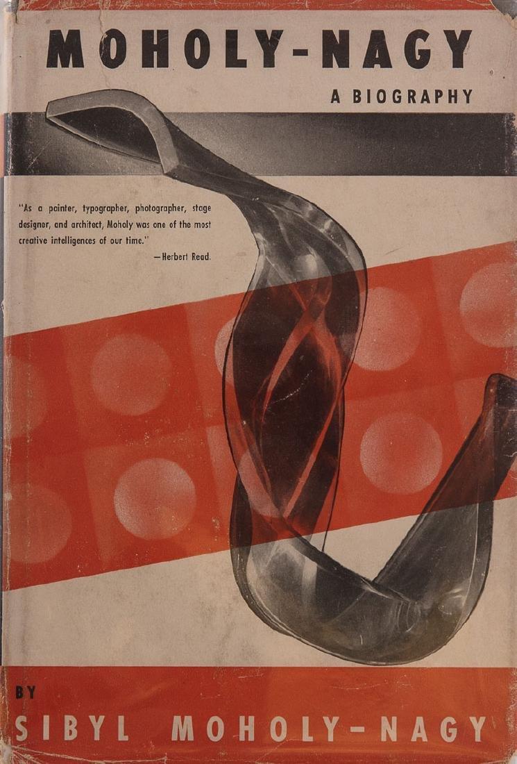 Sibyl MOHOLY-NAGY - Moholy-Nagy, experiment in totality
