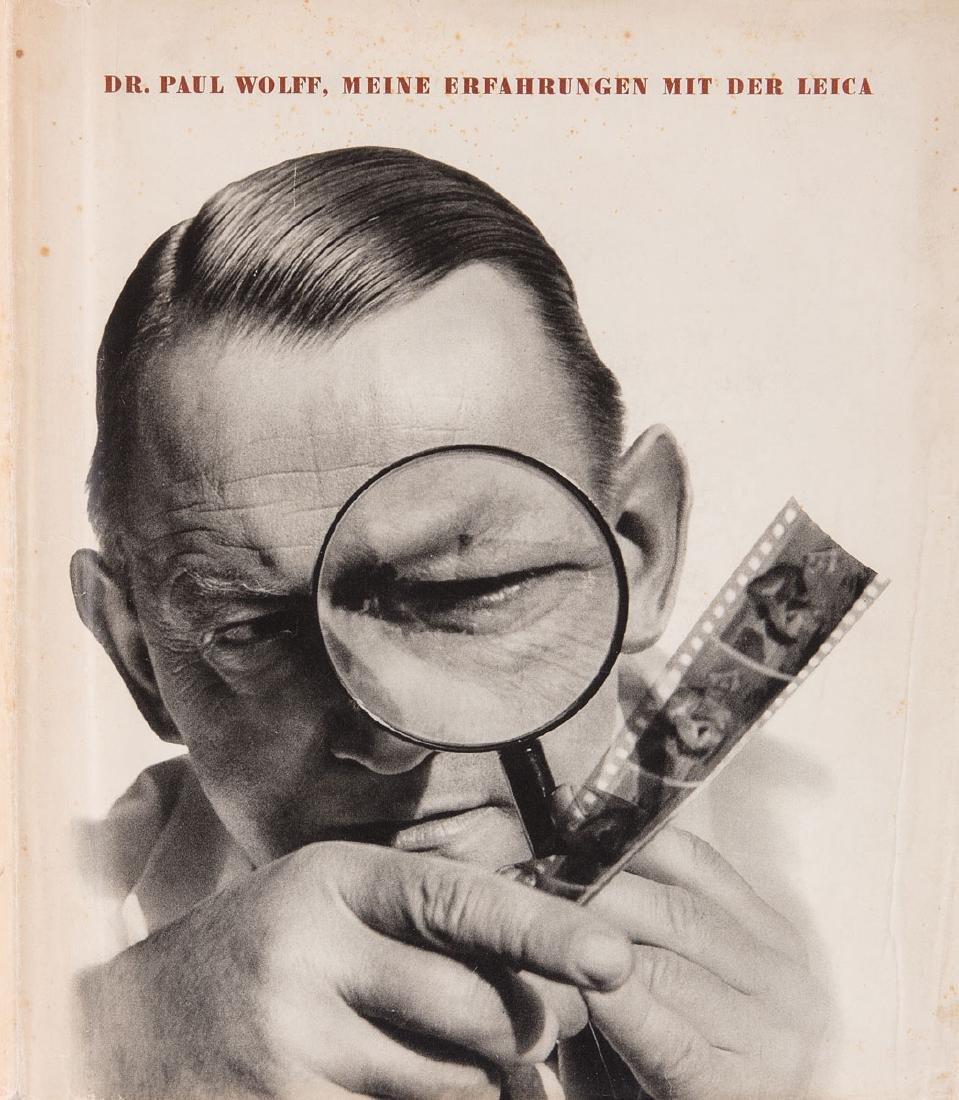 Paul WOLFF - Meine Erfahrungen mit der Leica. Ein histo