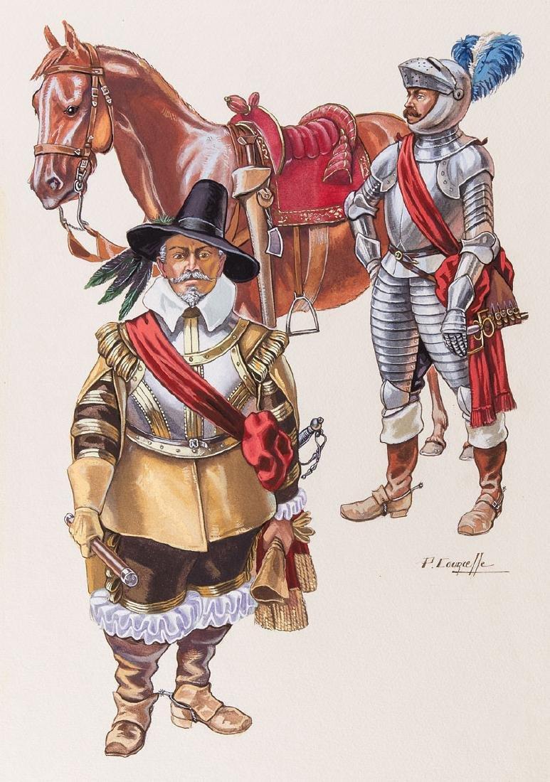 Patrice COURCELLE (1950 -) - Guerre de Trente Ans. 1. C