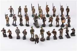 [BELGIQUE] DURSO - Armée belge 1940-1945. 1