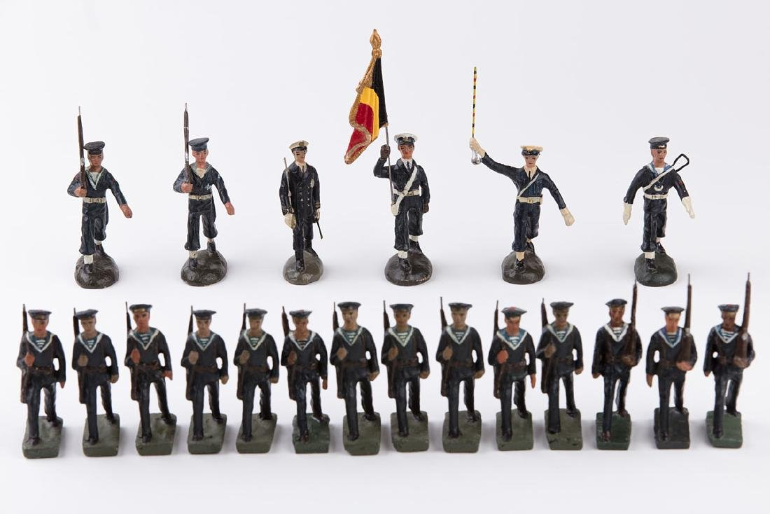 [BELGIQUE & FRANCE] DURSO - Marine belge & française.