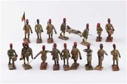 [TROUPES COLONIALES] DURSO - Troupes coloniales belges