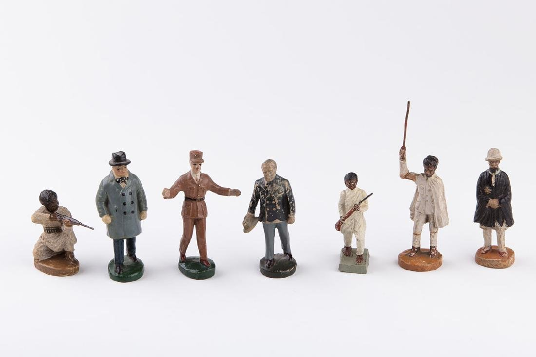 [PERSONNALITÉS] MB - Churchill, Roosevelt, de Gaulle.