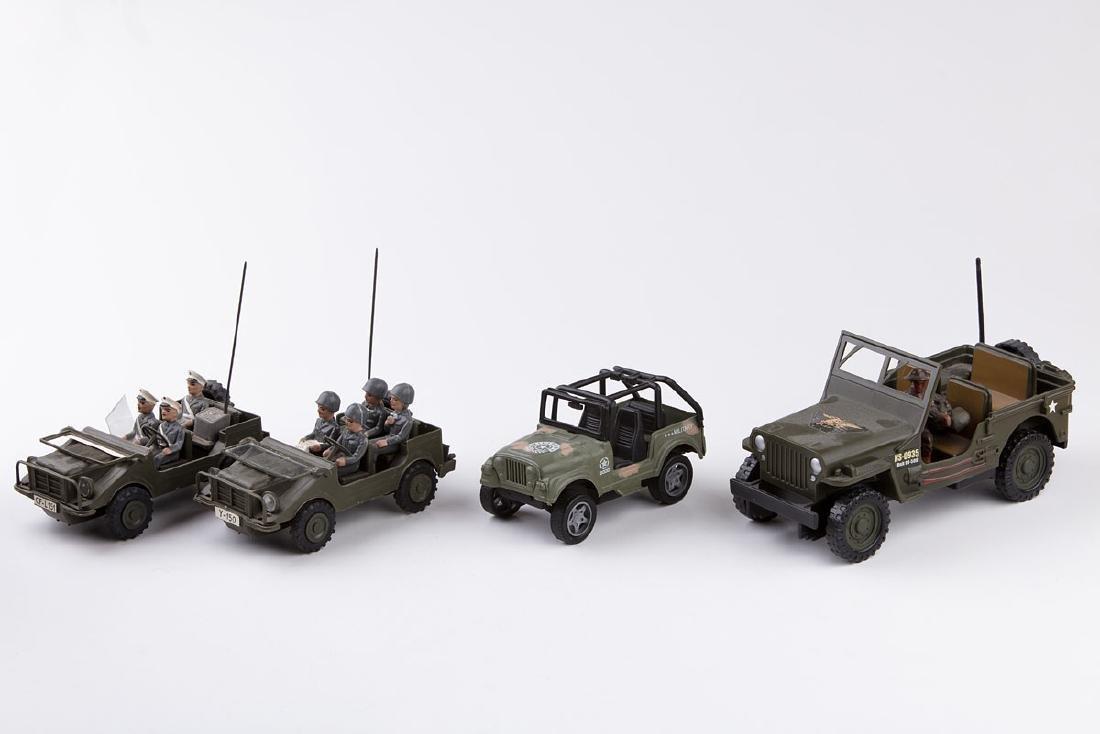 [VÉHICULES] 2 jeeps Leyla avec 4 occupants, 3 jeeps