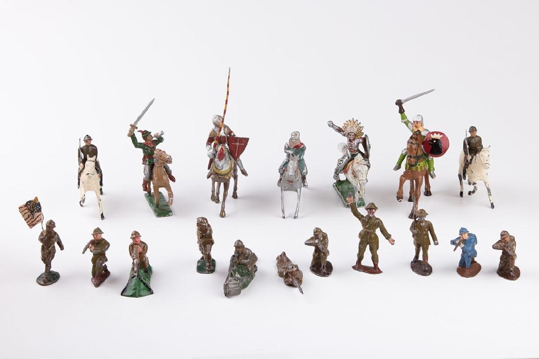 [ARMÉES DIVERSES] SANS MARQUE - Armées diverses. 34