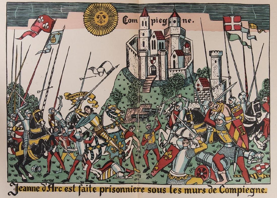 Jean-Jacques BROUSSON - Jeanne d'Arc, son histoire raco