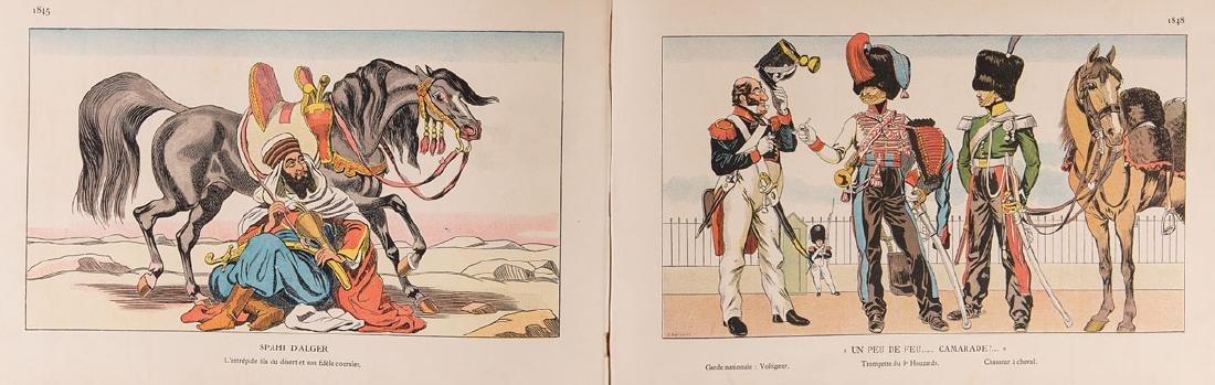 CARAN D'ACHE - Nos Soldats du siècle.