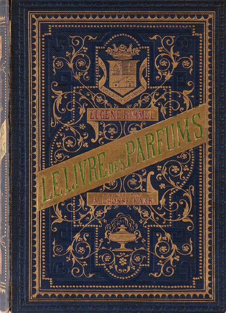 [PARFUMS] Eugène RIMMEL - Le Livre des Parfums.