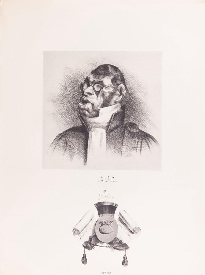 [DAUMIER] János ERÉNYI - Daumier. Biographie und