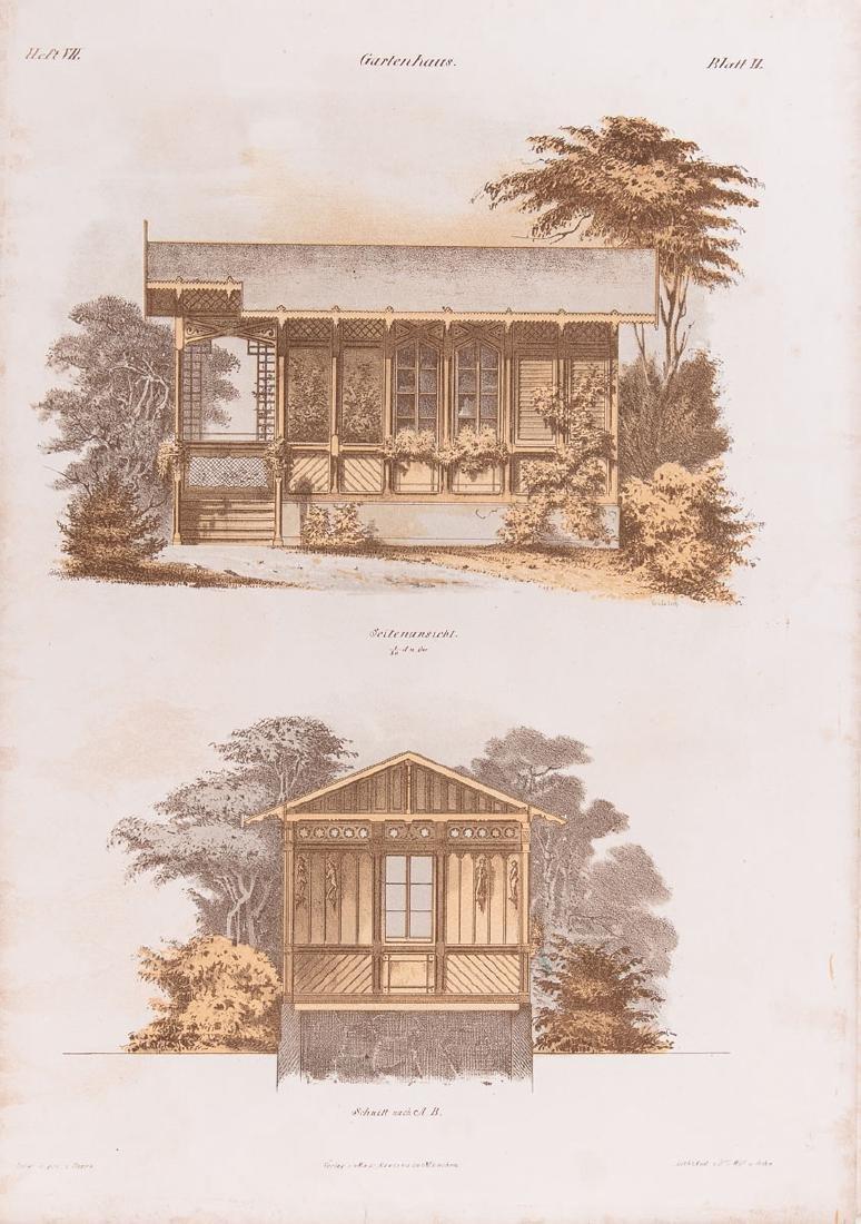 Louis DEGEN - Les Constructions en bois. [Et:]