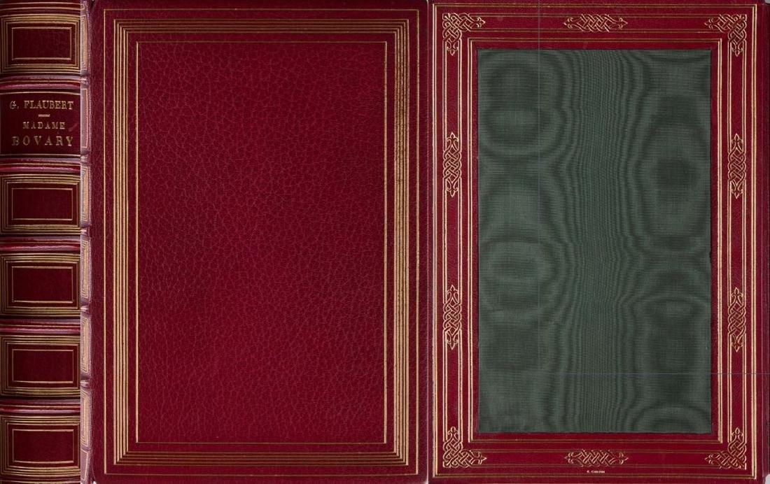 Gustave FLAUBERT - Madame Bovary. Moeurs de province. D